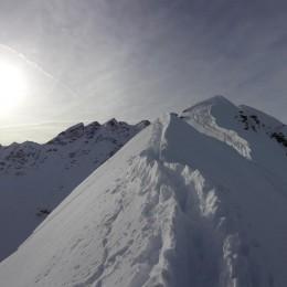 Bodnerberg (Stubaier Alpen) 2400 m