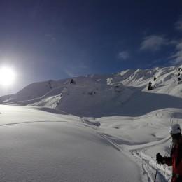 Einachtspitze (Stubaier Alpen) 2300 m