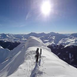 Kleine Ferse (Stubaier Alpen) 2450 m