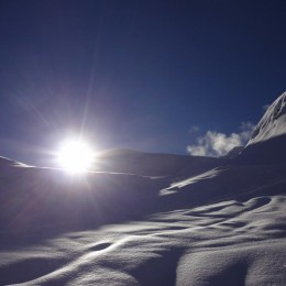 Fleckner (Stubaier Alpen) 2340 m