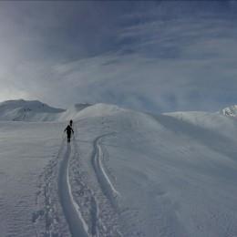 Schlotterjoch (Stubaier Alpen) 2390 m