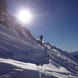 Weißspitze (Zillertaler Alpen) 2714 m