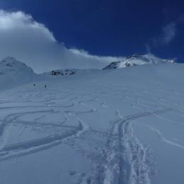 Pfarmbeiljoch (Stubaier Alpen) 2528 m