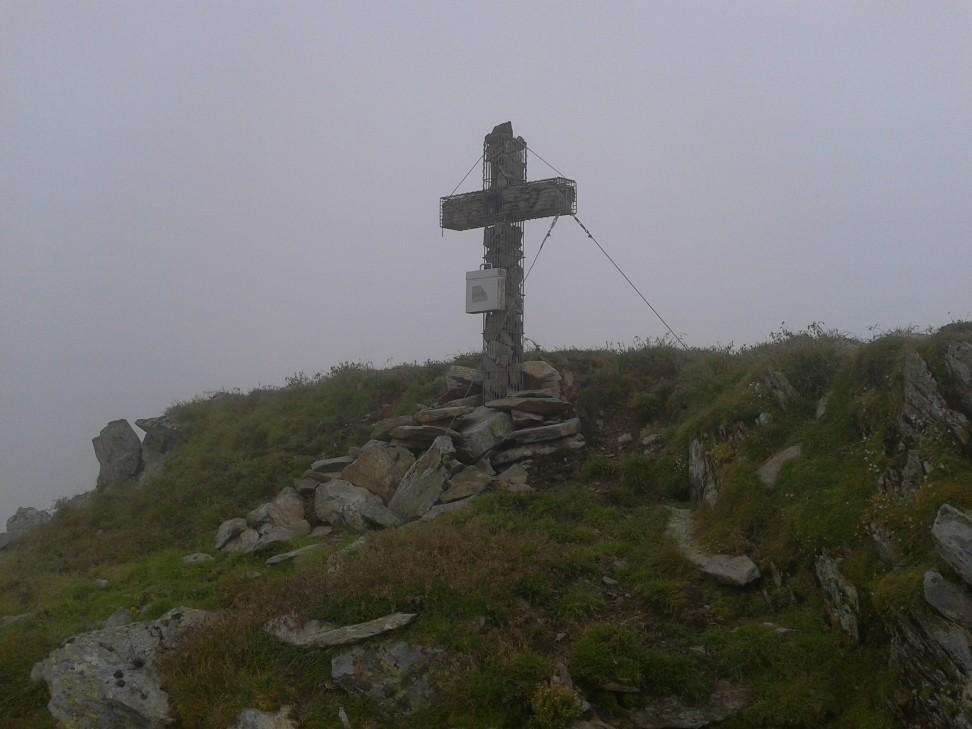 Mitterzeigerkogel 2628 m