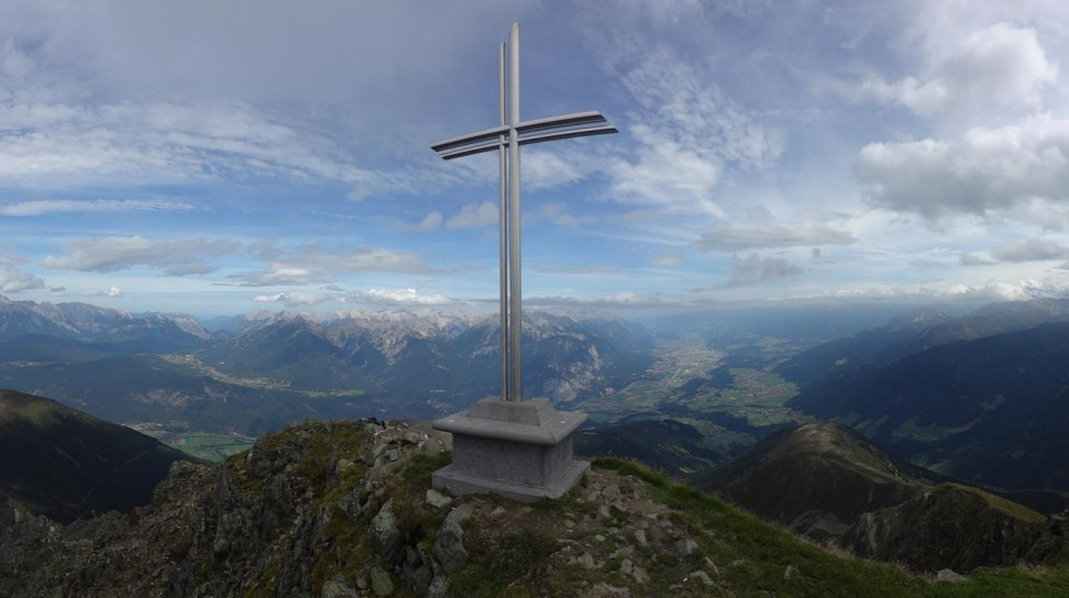 Rosskogel 2646 m Bike&Hike