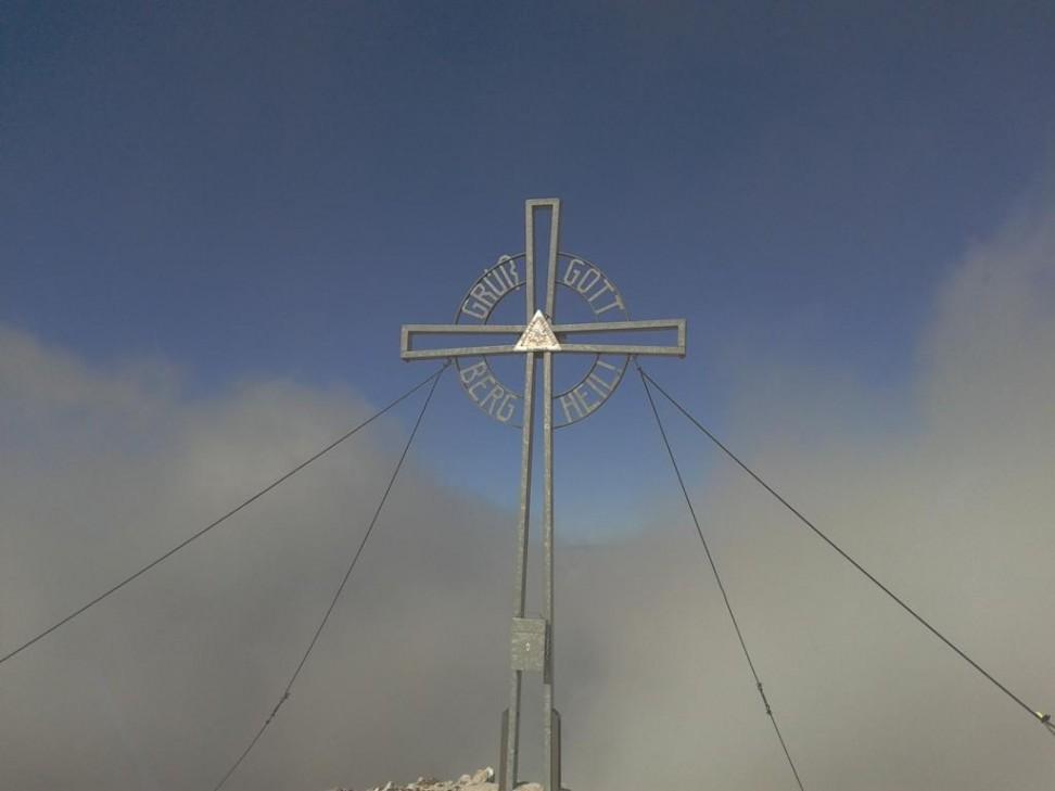 Marchreisenspitze 2620 m