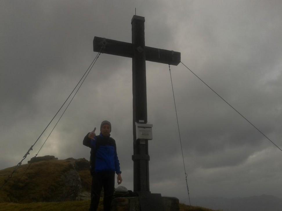 Hammerspitze 2623 m Bike&Hike