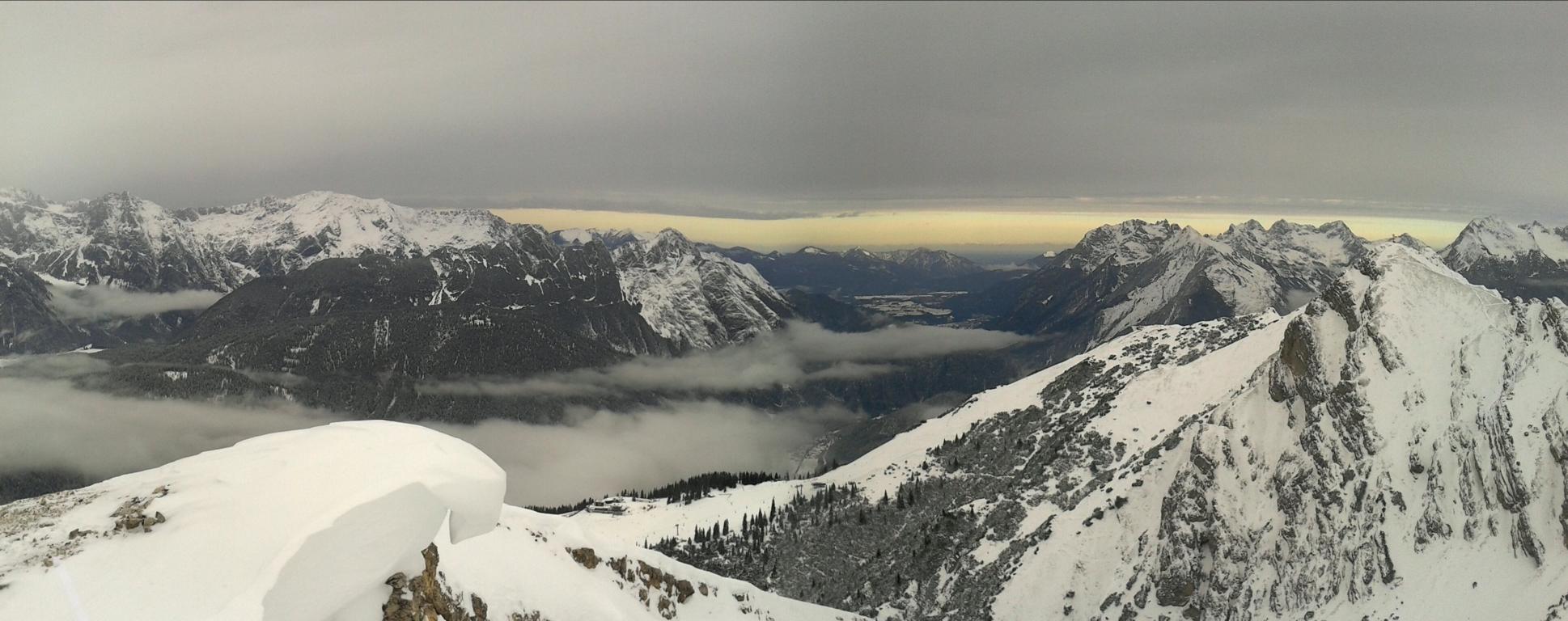Härmelekopf, 2223 m