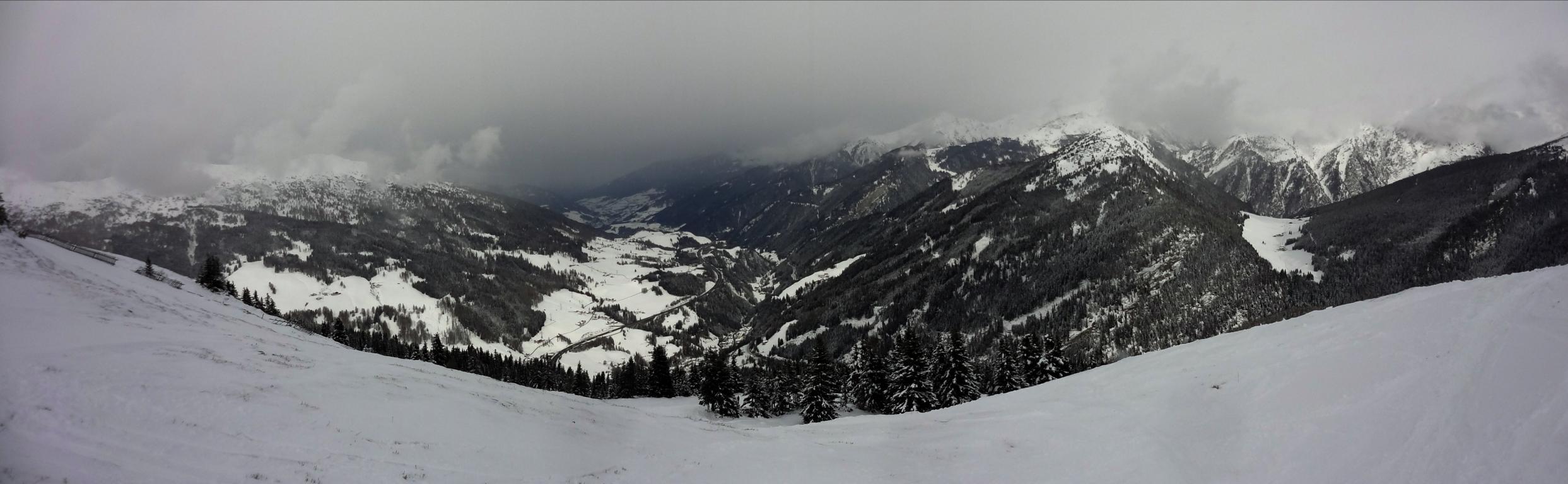 Sattelberg, 2115 m