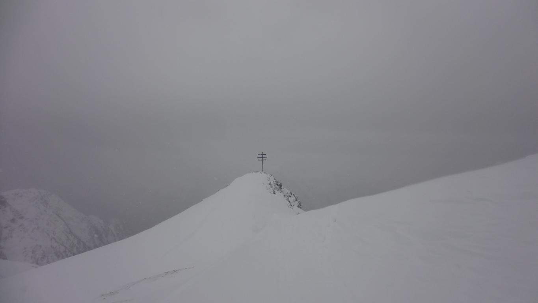 Wetterkreuzkogel, 2591 m