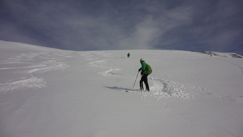 Schafjoch, 2650 m