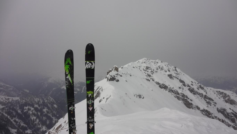 Silleskogel 2420 m