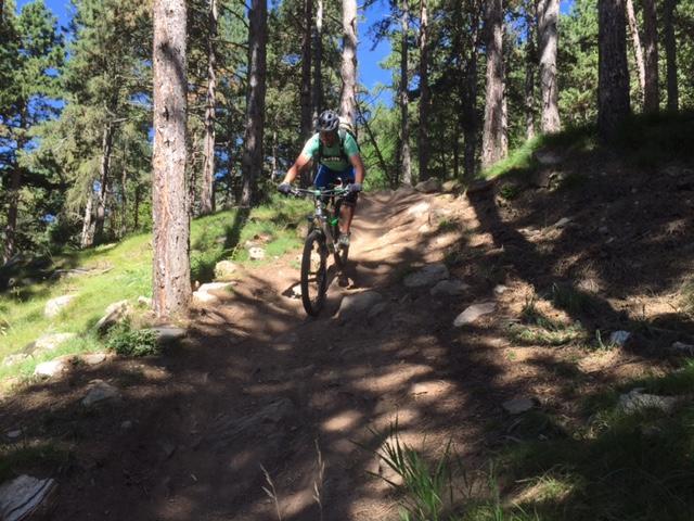 Sonnenberg: Propain Trail S1