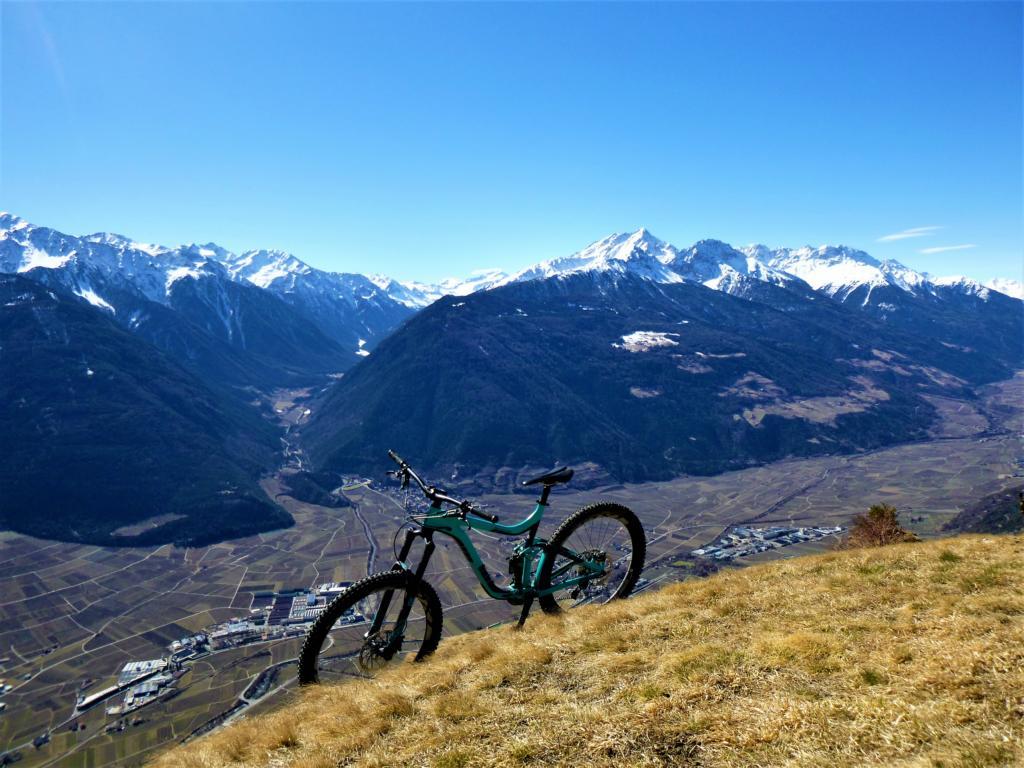 Sunny Benny Trail S2-Monte Sole