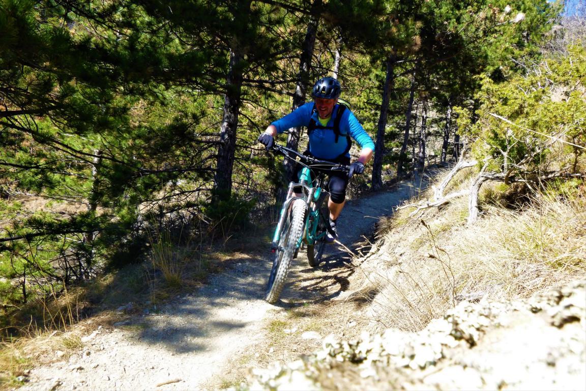 Schrottweg Monte Sole Trail S2