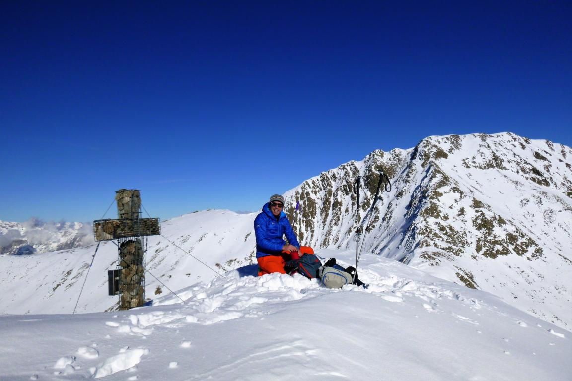 Mitterzaigerkopf, 2630 m