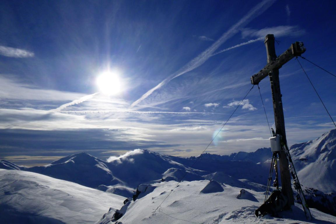 Allerleigrubenspitze 2131 m