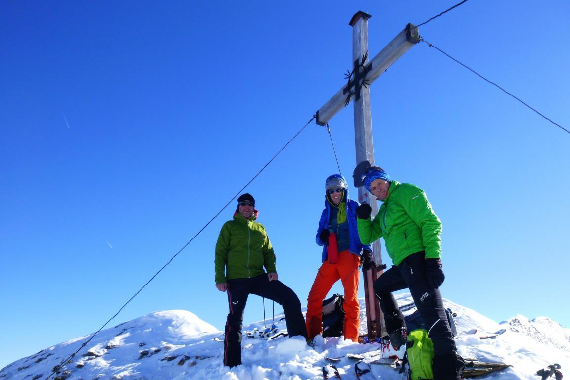 Schafseitenspitze 2602 m