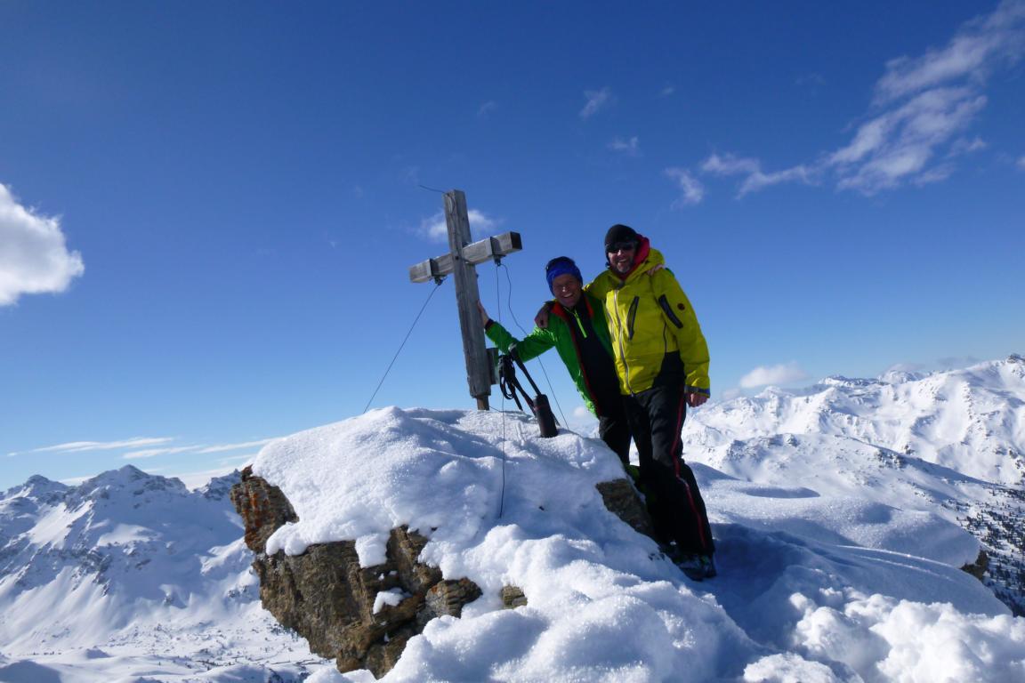 Eiskarspitze 2611 m