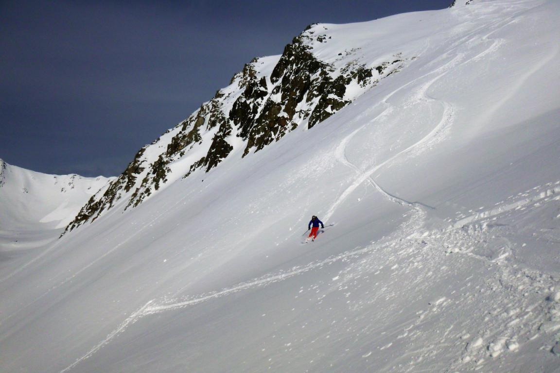 Rietzer Grieskogel 2884 m