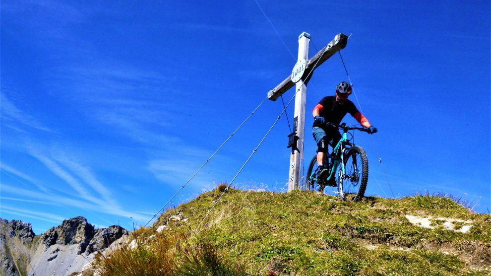 Peilspitze 31er-Trail S3-