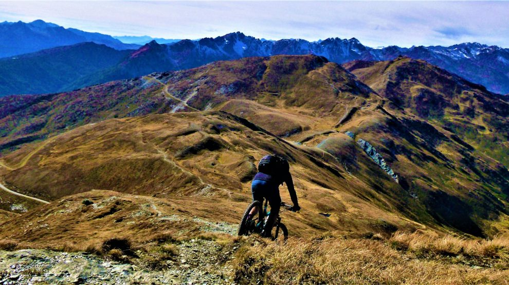 Hoher Lorenzenberg 1er-Trail S2