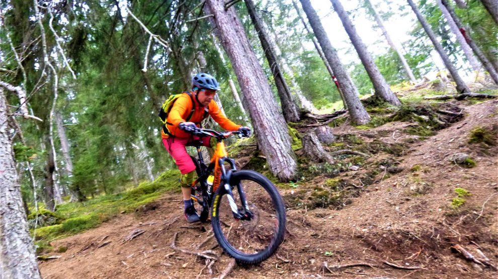 Grünberg 5er-Trail S2+