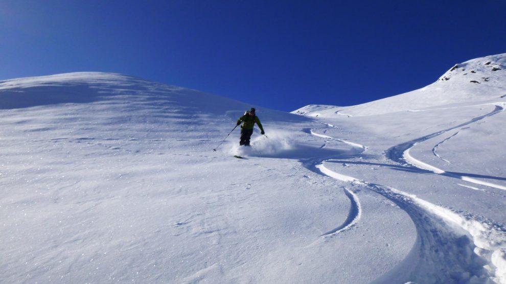 Satteljoch 2735 m