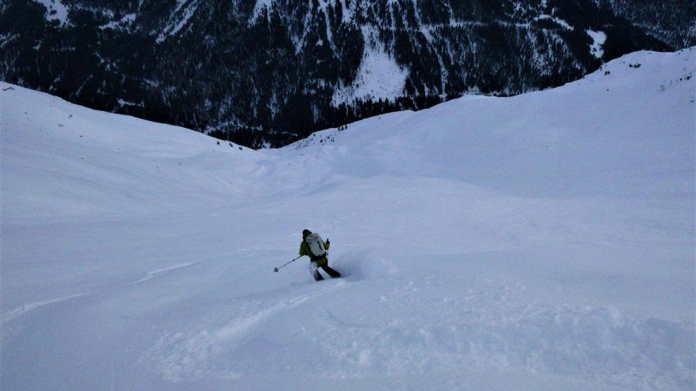 Praxmarer Grieskogel 2710 m